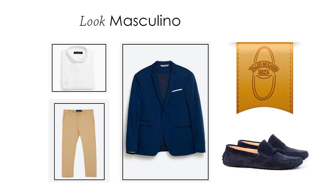 Look mocassin homme