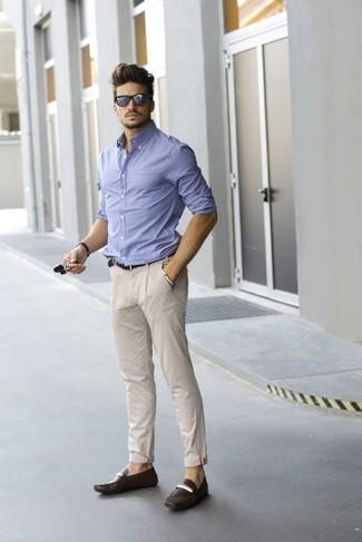 talla 40 5bdda b68af Formas de vestir un mocasín | Blog de Taller Mocasín ...